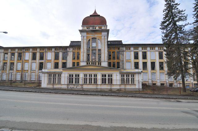Risk analyses of the former company SEBA bavlnářské závody n.p., závod 10 – Rokytnice nad Jizerou